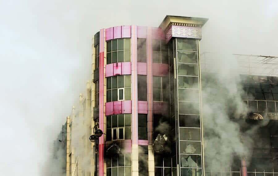 10 συμβουλές για να σωθεί το κατάστημά σου σε πυρκαγιά | Δ. Μενούνος